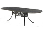 Luxor Oval Table
