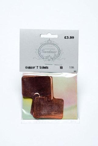Copper Labels