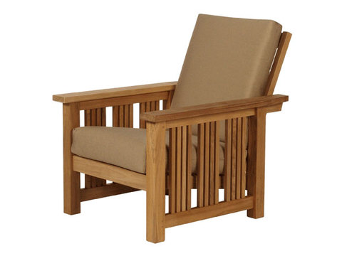 Mission Armchair