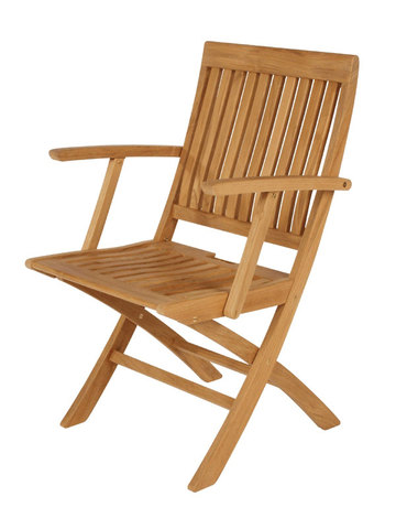 Monaco Folding Carver Chair