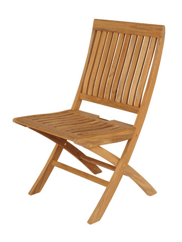 Monaco Folding Side Chair