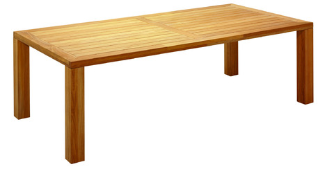 "Square XL 45.5"" x 93"" (115cm x 236.5cm) Table"