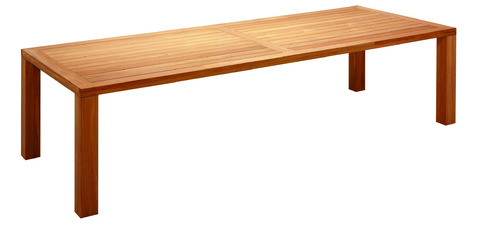"Square XL 45.5"" x 118"" (115cm x 300cm) Table"