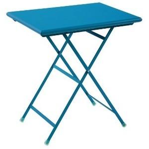 Arc en Ciel 70x50cm Table - Blue