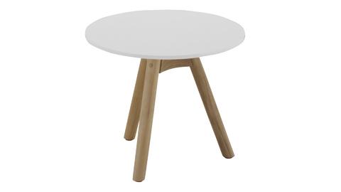 Dansk Side Table (Acrylic Stone Top)