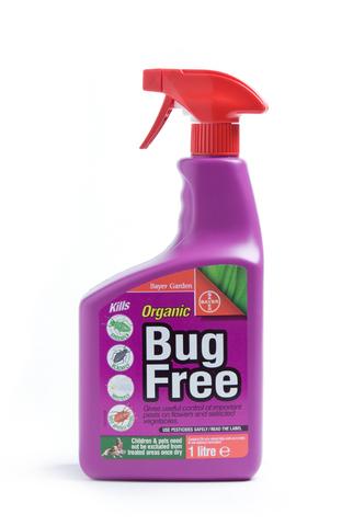 Organic Bug Free Gun 1L