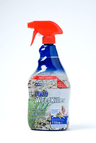 Path Weedkiller Gun 1Ltr