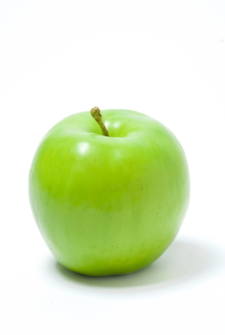 Artificial Green Apple