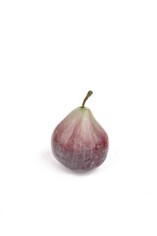 Artificial purple&green fig fruit