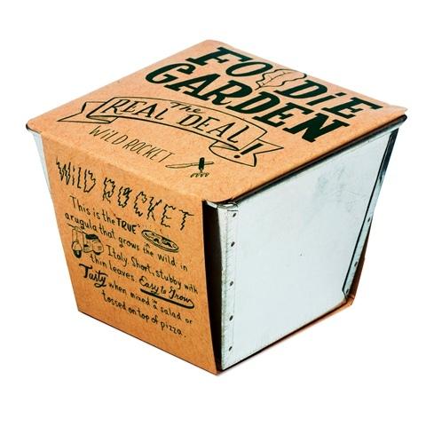 Foodie Garden Wild Rocket