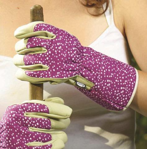 Abstract Dot Premium Gardening Glove