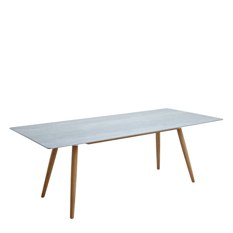 Dansk 99cm x 220cm Table With Ceramic Top