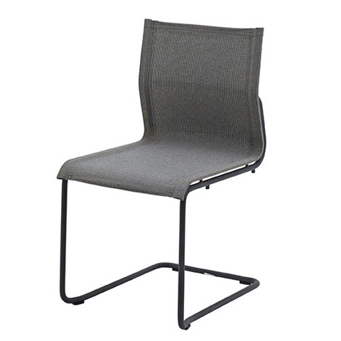 Sway Stacking Chair With Meteor Frame And Granite Slings