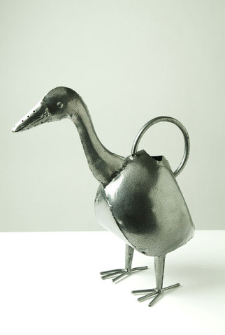 Father Goose Watering Can