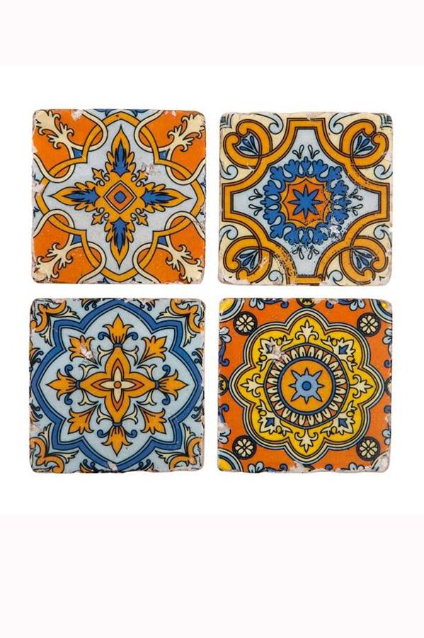 Arabesque Coasters
