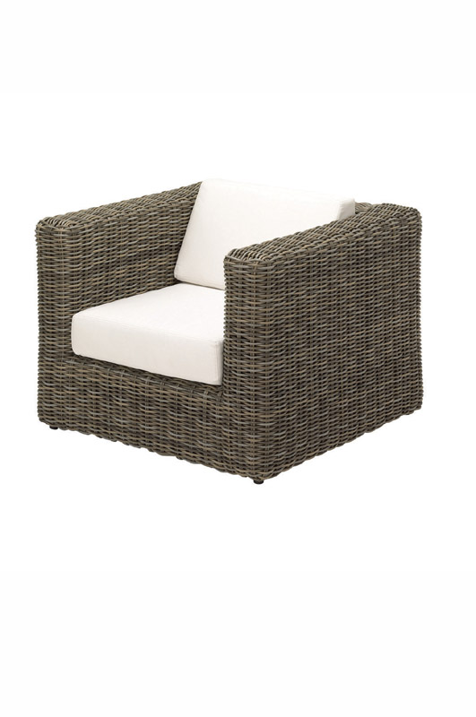 Havana Modular Lounge Chair - including cushions (Willow)