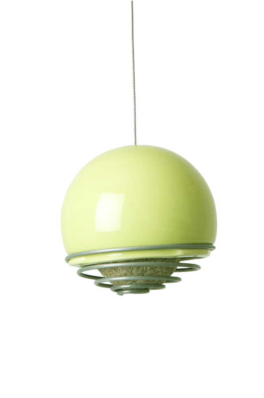Birdball Belle Feeder Lime