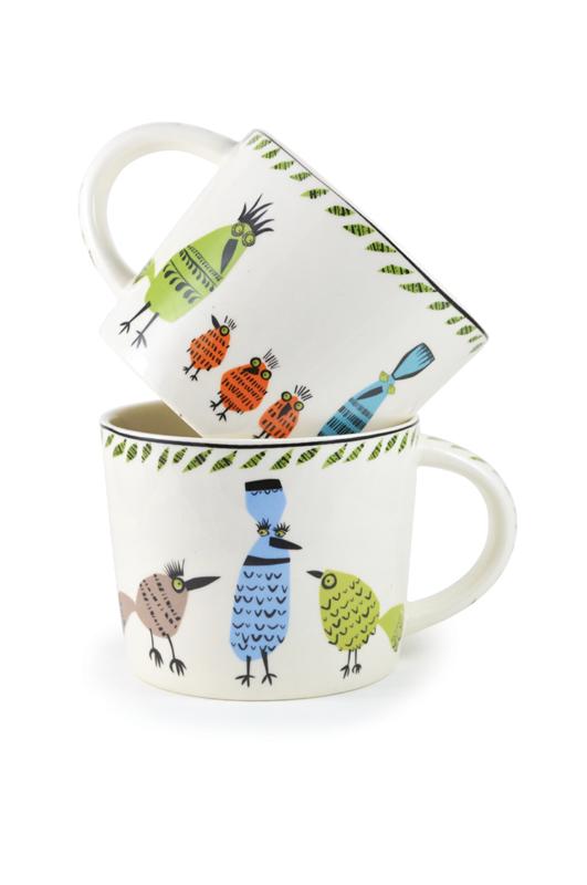 Mug Birdlife