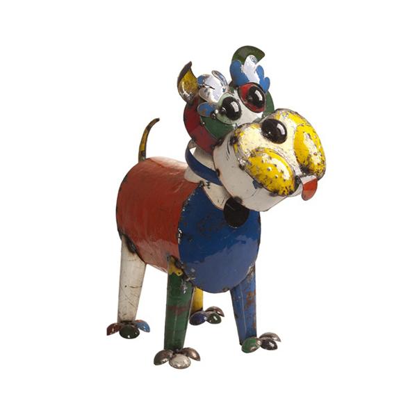 Ralph the Dog sculpture - Medium
