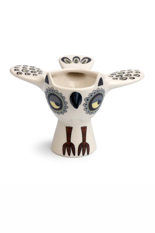 Owl Egg Cup