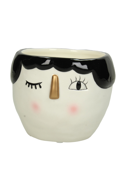 Face Planter Dolomite Black