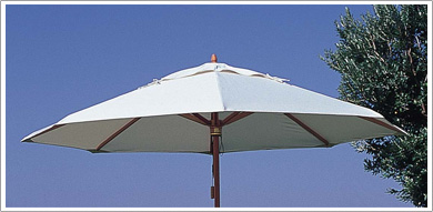 Upright Parasols