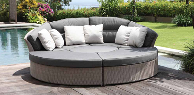 Daybed, Hanging Chair & Loungers