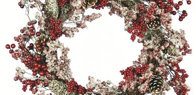 Artificial Foliage & Wreaths