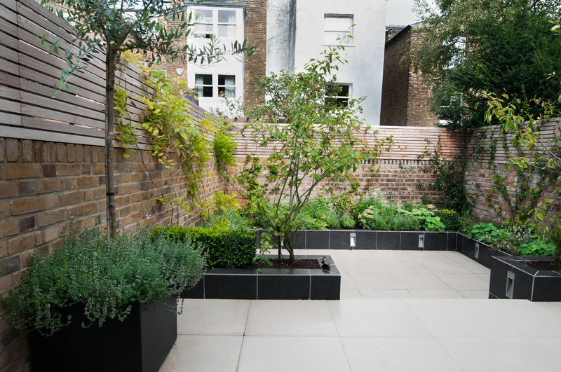 Garden Design and Construction