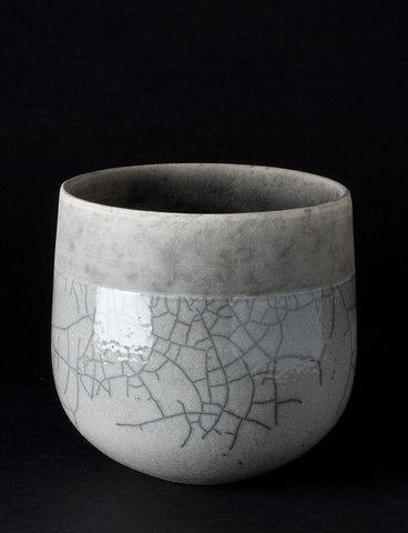 Minsk Pot Grey D16cm