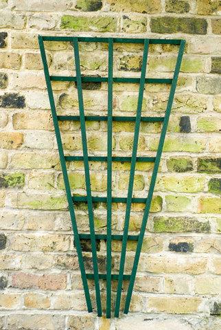 Fan Trellis Green 6'x2'