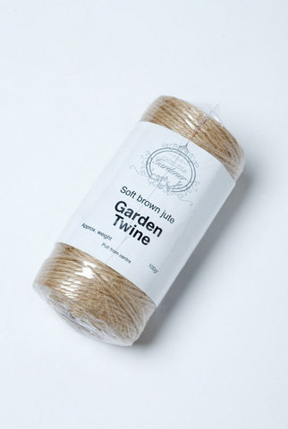 Soft Brown Jute 100g