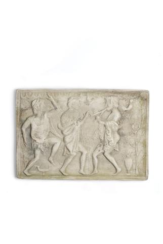 Plaque Pannello Danzatori