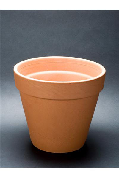 Basic terracota pot 15cm