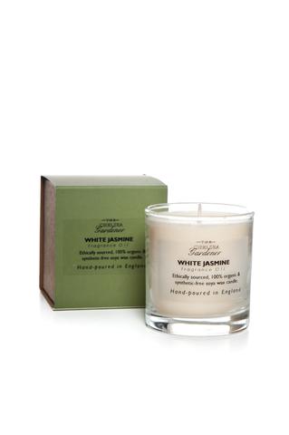 TCG Organic Scented Candle Jar 'White Jasmine'