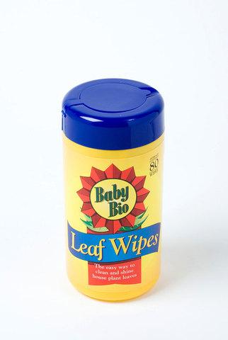 Baby Bio Leaf Wipes