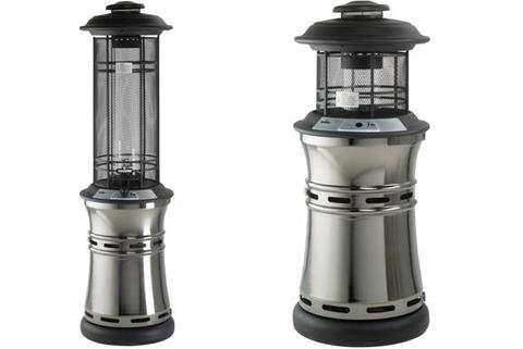Inferno Spiraling Flame Patio Heater