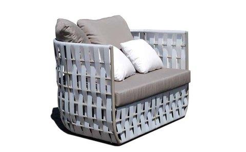 Strips Arm Chair
