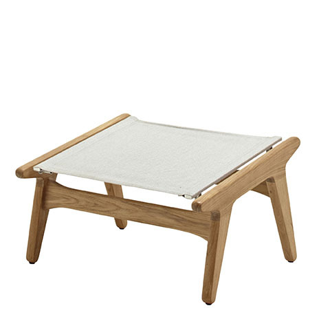 Bay Footstool With Seagull Sling