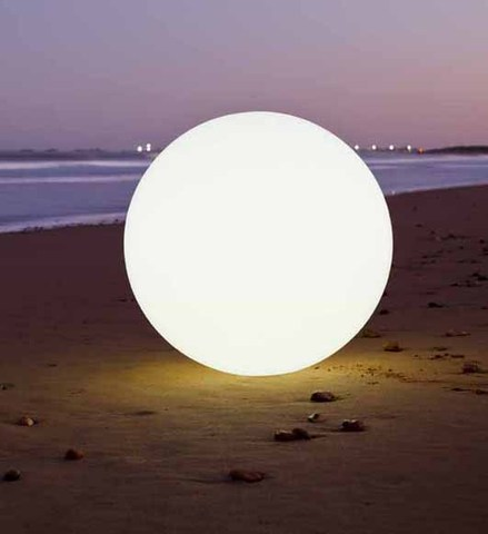 Big Globe LED Light