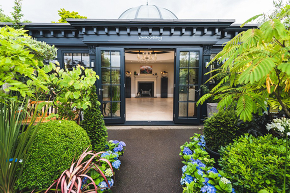 David Salisbury at The Chelsea Gardener