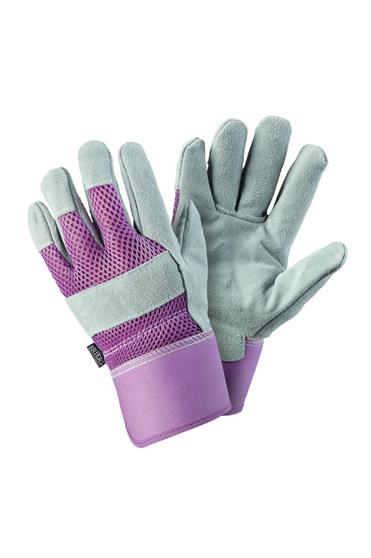 Ladies Rigger Lavender Small