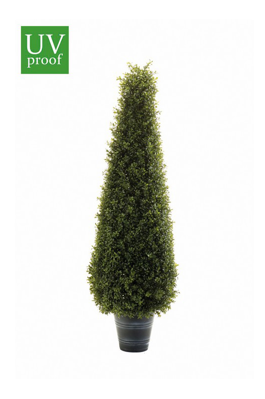 Artificial Boxwood Pyramid 95cm