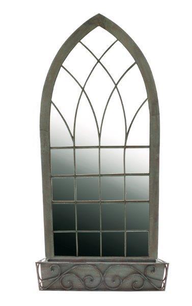 Gothic Garden Mirror Large