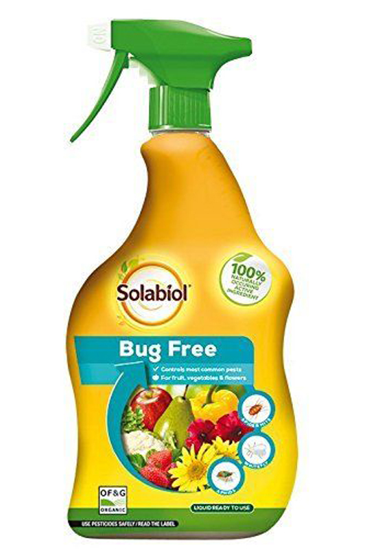 Solabiol Bug Free