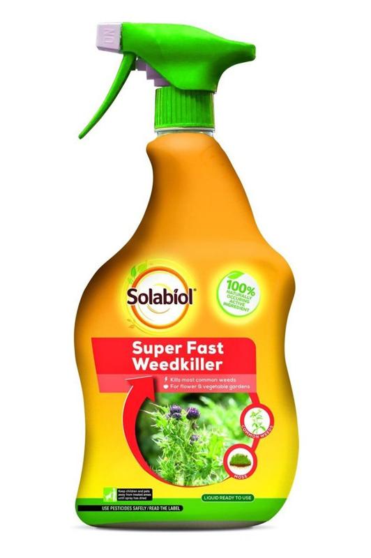 Solabiol Super Fast Weedkiller