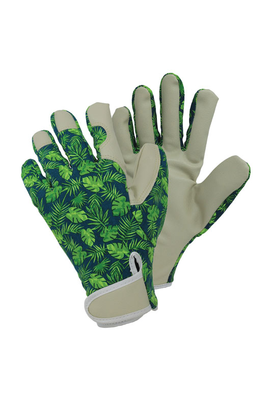 Tropical Forest Ladies Gloves