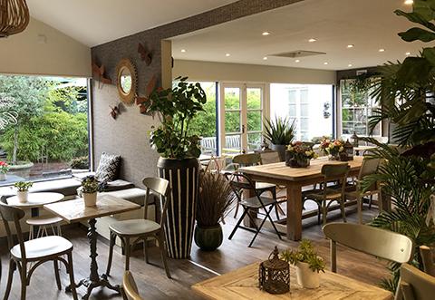 The Chelsea Gardener Cafe