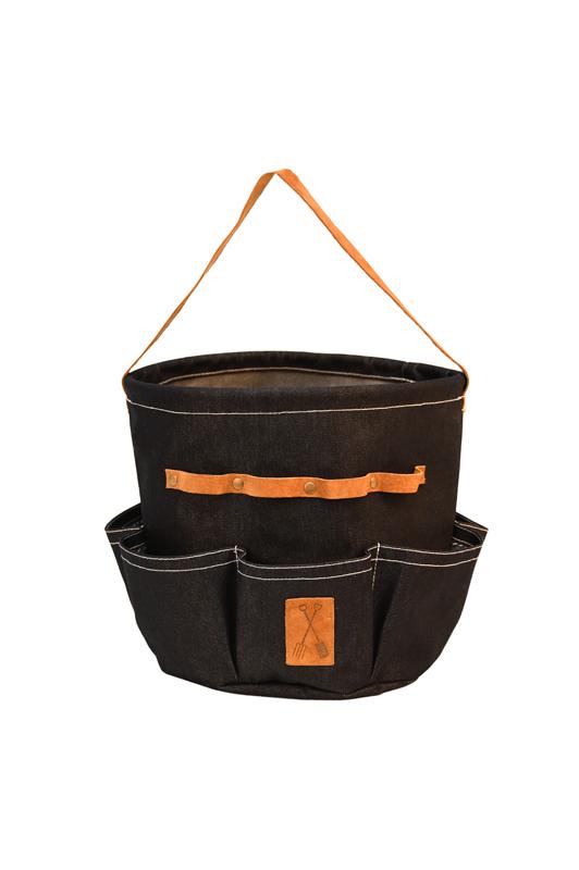 Denim Garden Tool Bag