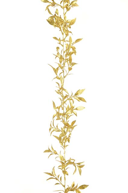 Artificial Mini Leaf Garland